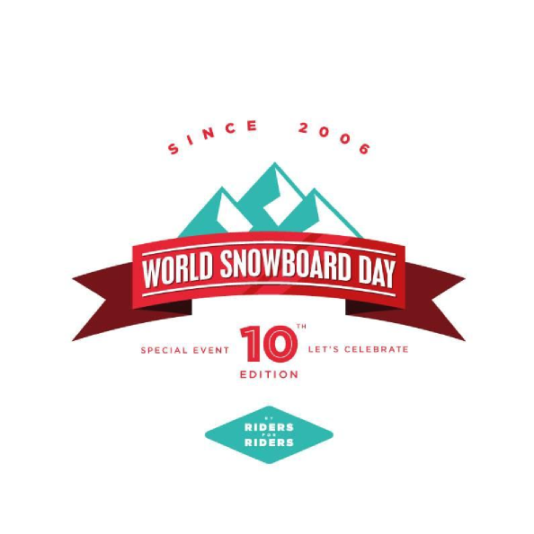 World Snowboard DAY (WSD) - Official Media Partner