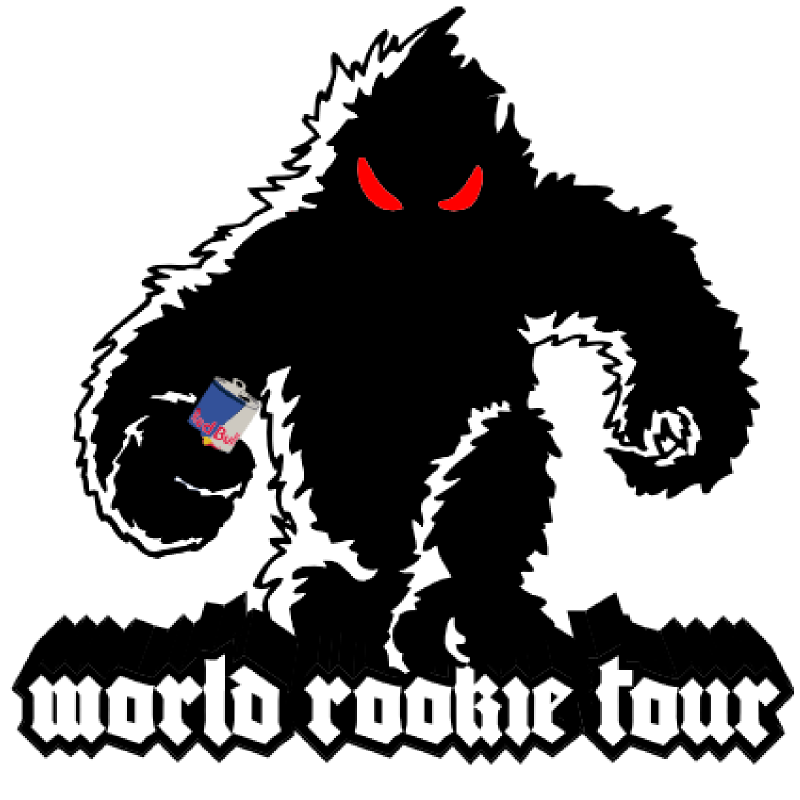 World Rookie Tour (WRT) - Official Media Partner
