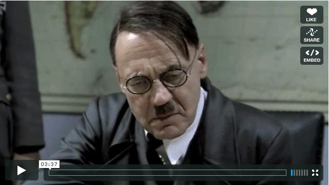 """Hitler Takes Over Snowboarding! from travis norence on Vimeo. Ok, é umaparodia…mas, na real, é o continuum de uma velha história que começou muitos anosatrás…quando o snowboard aindanãoera considerado como """"business"""" pelas grandesmulti-nacionaisdos esportes de..."""