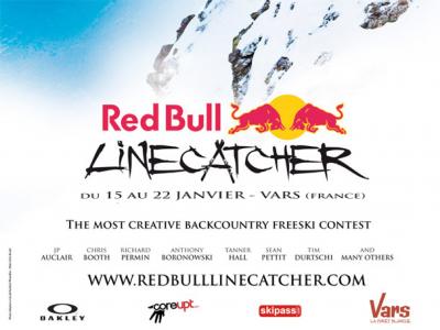 Mais uma vez os melhores quinze backountry TOP skiers do planeta se enfrentarão no mais insano evento de freestyle extremo. O terceiro Red Bull Linecatcher acontecerá entre dia 15 e dia 22 de janeiro 2011...