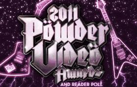Já começaram as votações para eleger os melhores dez e as melhores cinco skiriders de neve polvo de 2010!! Os Powder Video Awards edição 2011 acontecerão pela primeira vez no prestigioso teatro Wheeler Opera House...