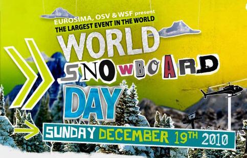 Como manda a tradição, o World Snowboard Day é o evento que marca o começo oficial da temporada invernal do hemisfério norte e, para este ano, a data foi marcada para o próximo sábado, dia...