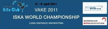 Está quase tudo pronto para a edição 2011 do VAKE, o Varanger Arctic Kite Enduro, a prova de snowkite mais radical do mundo prevista para iniciar no dia 6 de abril. Válida também para assinar...