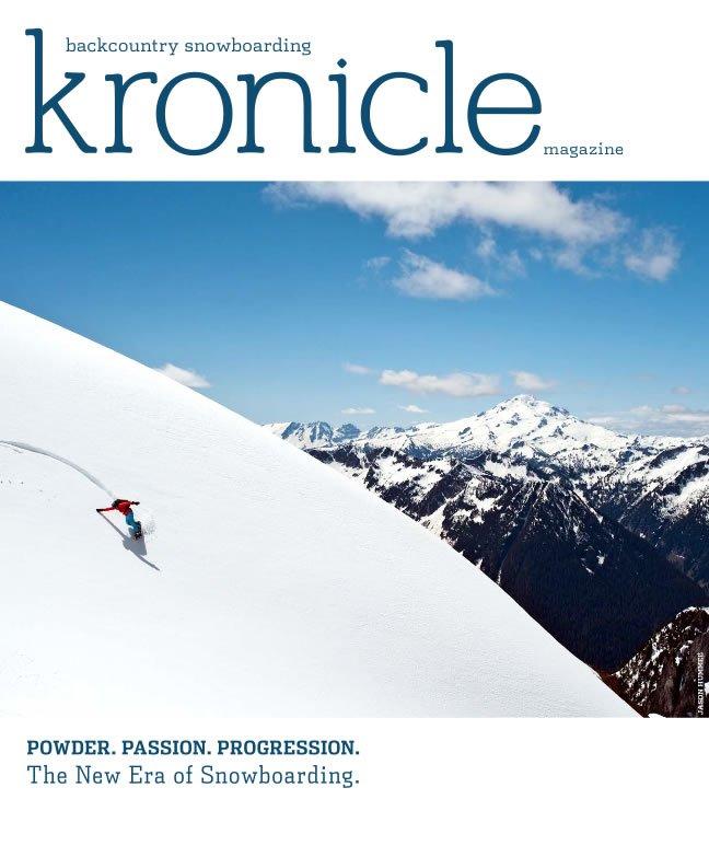 Há alguns dias atrás teve a estreia da Kronicle, um magazine gringo totalmente direcionado ao backcountry com o snowboard. Se antes aventurar-se pelas montanhas na procura de novos desafios e de neves virgens era algo […]