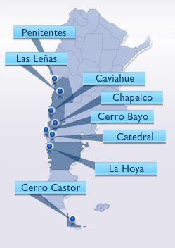UPDATE 22-06-2011: A CAMARA ARGENTINA DE CENTROS DE ESQUI Y TURISMO DE MONTAÑA acaba de comunicar que, causa problemas meteorológicos ligados a falta de neve que atualmente não é suficiente para garantir um coreto funcionamento...