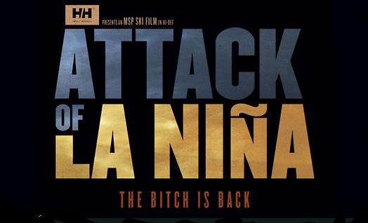 Attack of La Niña Trailer HD from MSP Films on Vimeo. A temporada invernal 2010/11 no hemisfério norte foi simplesmente épica por causa das incríveis nevascas que ocorreram ao longo do inverno, quebrando muitos recordes...