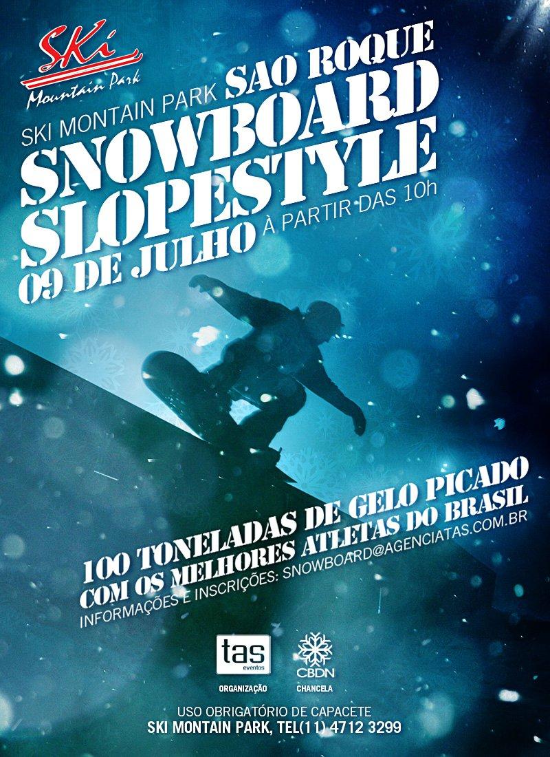 Neste último sábado, dia 9 de julho 2011, aconteceu o 8° Desafio Brasileiro de Snowboard, o primeiro evento que tradicionalmente abre a temporada invernal das competições brasileiras de snowboard. O evento foi hospedado no parque...
