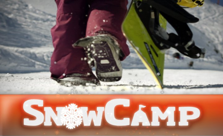 Teaser Snowcamp – KN Video / Multishow – Vers. FINAL from Leo Clark on Vimeo. Vai ser hoje a estreia de Snowcamp, um programa televisivo dedicado ao fantástico mundo do snowboard e realizado inteiramente por...