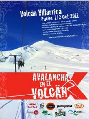 Preparem-se que no primeiro fim de semana de outubro, entre os dias 01 e 02, será realizada nas neves chilenas uma competição de freeride para esqui e snowboard muito extrema. A location será o belíssimo...