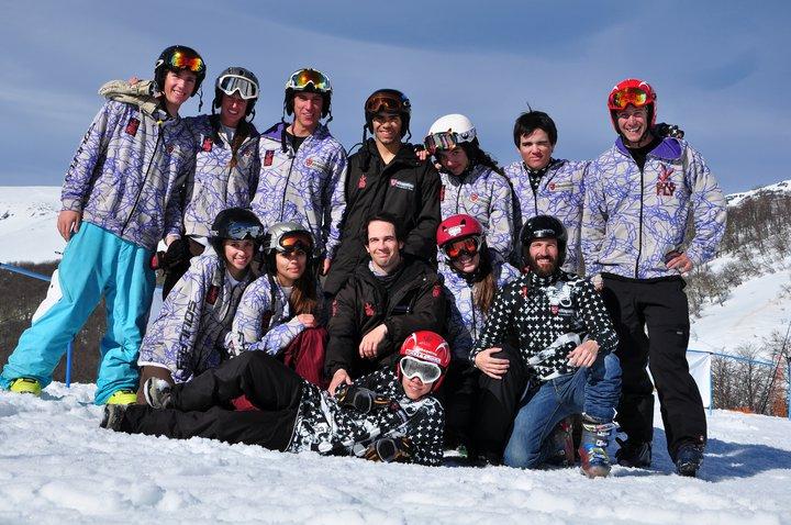 Snowboard Team Chapelco É o time de snowboard oficial do centro de esqui de Chapelco (ARG) e é treinado principalmente por Nano Cataldi, pluri campeão sul americano e argentino, em conjunto ao irmão Maxi Cataldi,...