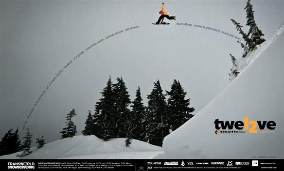 Twel2ve é o novo vídeo de snowboard produzido pela casa de produções suíça Absinthe Films, que desde 1997, nos delicia com produções de ótima qualidade e sempre focadas em documentar e divulgar a cena mais...