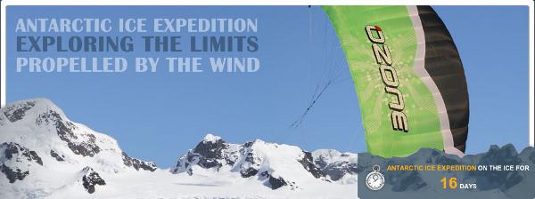 A Antarctic ICE Expedition é uma aventura cientifica/esportiva em comemoração ao centenário da lendária e trágica competição entre Amundsen e Scott para a conquista do Polo Sul, que no dia 14 de dezembro 1911 foi...
