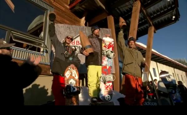 Sábado 4 fevereiro 2012 aconteceu a primeira edição do Red Bull Supernatural, a competição de snowboard all round organizada (e ganha…) pelo alienígeno Travis Rice. Em condições praticamente perfeitas, com abundância de neve e sob...