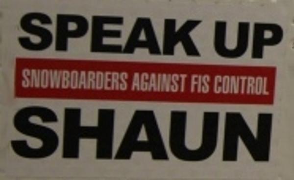 Tudo começou durante os World Snowboarding Championships (WSC) a causa da grande ausência de Shaun White. Mas vamos fazendo o ponto da situação desde o começo para deixar bem clara esta polêmica que está levantando...