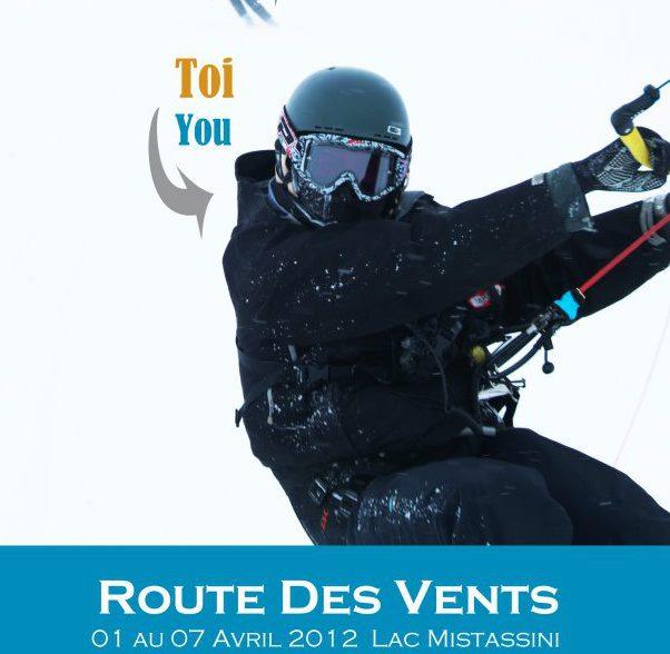 Encerrou-se a terceira edição de La Route des Vents, uma incrível jornada de 6 dias de snowkite através da superfície gelada do lago Mistassini (CAN) que encontra-se bem no centro da região canadense do Quebec....