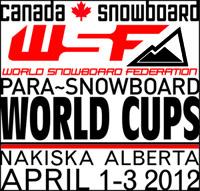 Sucessivamente o grande sucesso dos WSF Para-Snowboard World Championships 2012 que aconteceram em Orcières (FRA), a World Snowboard Federation (WSF), com a estreita colaboração da associação canadense de snowboard (Canada-Snowboard), realizou a etapa final do...