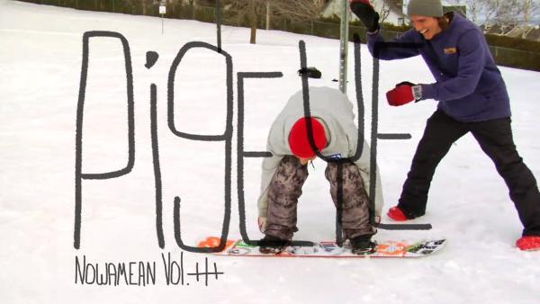 NowAMean é uma crew canadense de snowboarders urbanos que já se colocaram em evidência com: SnowJob, o primeiro projeto vídeo de snowboard, que esta crew realizou o ano passado. Agora eles estão de volta com...