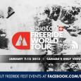 Os melhores freeriders do planeta se encontraram no sensacional centro de esqui de Revelstoke (CAN) para dar início ao lendário Swatch Freeride World Tour (FWT), que envolve atletas tanto de snowboard quanto de freeski. Após...