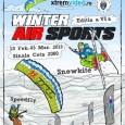 O Winter AIR Sports já virou um dos mais clássicos eventos para todos os apaixonados dos esportes invernais que, além de ser praticados na neve, necessitam também do elemento ar para aumentar a adrenalina, como...