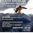 Faltam poucos dias para a primeira edição do Festival Sul Americano de Snowboard que, a partir do dia 01 até o dia 07 de agosto 2013, irá animar o promissor centro de esqui de La […]