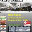 Anunciaram as datas do circuito suíço de snowkite organizado pela Swiss SnowKite Tour: 25 e 26 de Janeiro 2014 – Les Rousses (SUI) 27 de Fevereiro até 01 de Março 2014 – Silvaplana (SUI) E...