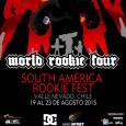 A temporada 2015/16 do prestigioso World Rookie Tour (WRT) está preste para recomeçar com o tradicional South America Rookie Fest que, pela quinta vez, será hospedado no badalado centro de esqui de Valle Nevado (CHL),...