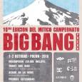 Confirmada a decima edição do Big Bang Pucon, um clássico evento de backcountry freestyle das temporadas invernais na Patagônia chilena! Agendado para acontecer nos dias 01 e 02 de outubro 2016 nas ladeiras do vulcão...