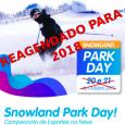 Nestes últimos dias nossa comunidade ficou em agitação após um comunicado da Snowland, o único parque indoor de neve do continente, no qual eles chamavam nossa participação para fazer acontecer um evento na neve. A...
