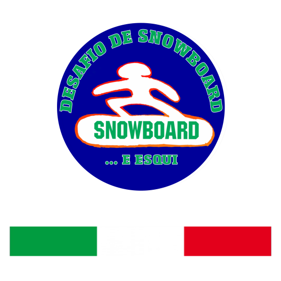 Campeonato de Snowboard e Esqui - Etapa Itália